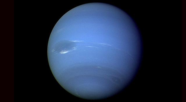 Neptune Full Disk
