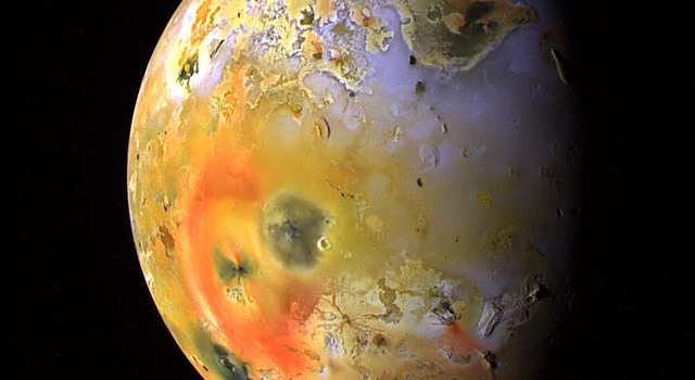 Io's Pele Hemisphere After Pillan Changes