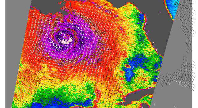 ISS-RapidScat data will help improve weather forecasts, including hurricane monitoring