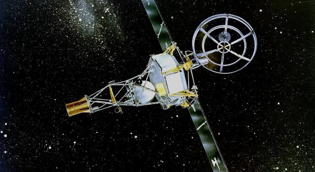 Mariner 2 (Artist's Concept)
