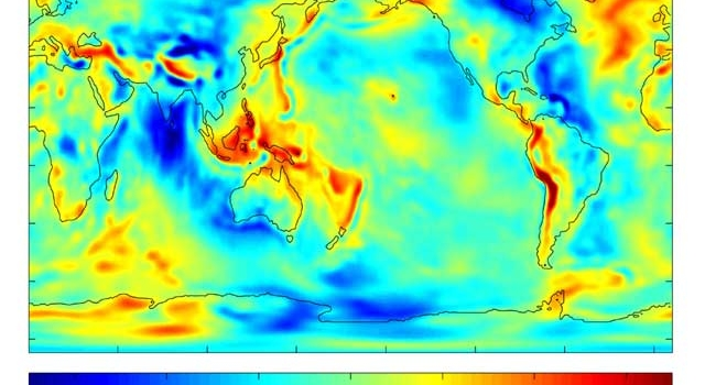Oceanographers Catch First Wave of Gravity Mission''s Success