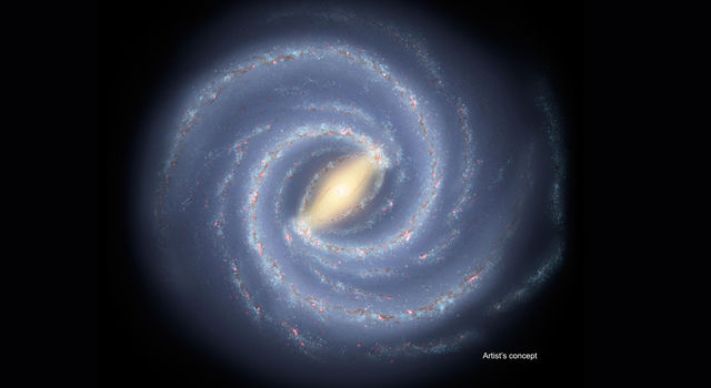 Our Milky Way Gets a Makeover