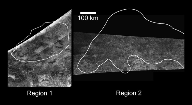Active Cryovolcanic Features on Titan?