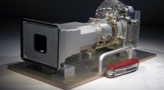 100-millimeter focal length Mastcam