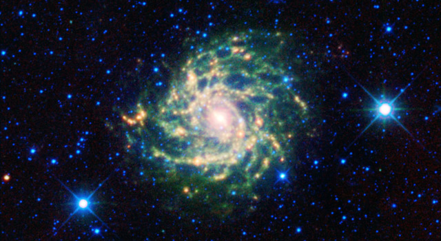 IC 342 galaxy