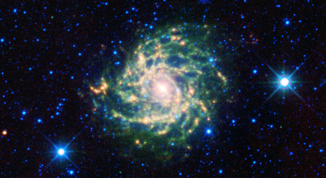 The Hidden Galaxy (IC 342)