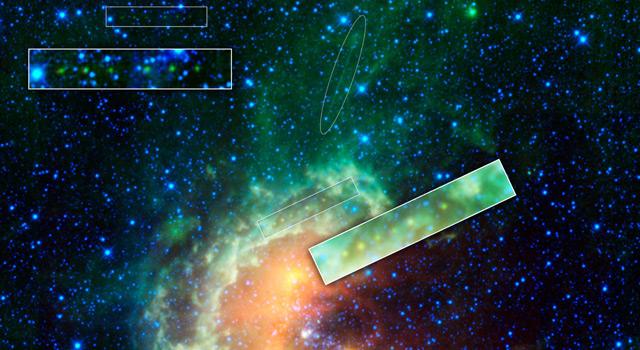 Tadpole nebula