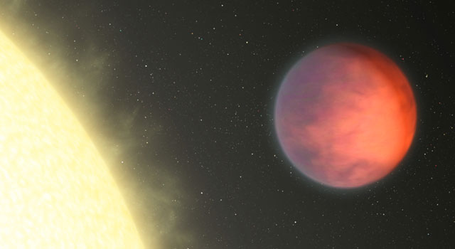 NASA's Spitzer Space Telescope has found that the hottest part of a distant planet