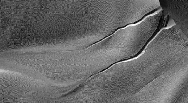 Soil Disturbed by Spirit Before Fourth Martian Winter