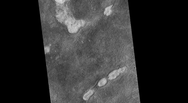 Proposed Future Mars Landing Site: Acidalia Planitia Mud Volcanoes