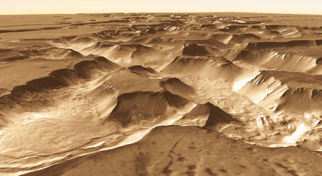 Mars Odyssey All Stars: Noctis Vista