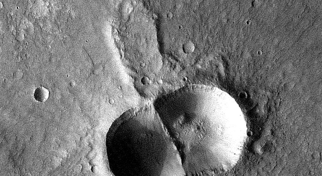 Mars Odyssey All Stars: Dual Crater