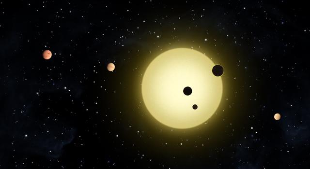 Kepler-11 Planetary System