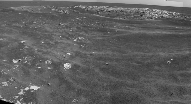 Martian 'Freedom 7' Crater 50 Years After Freedom 7 Flight