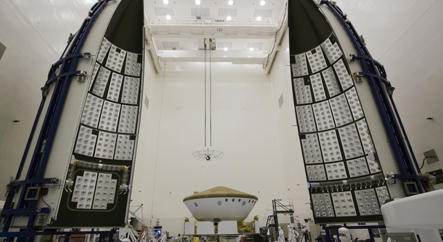 Mars Science Laboratory and Its Payload Fairing