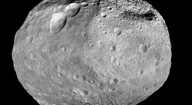 Full View of Vesta