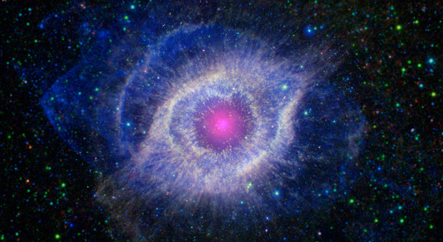 The Helix Nebula: Unraveling at the Seams