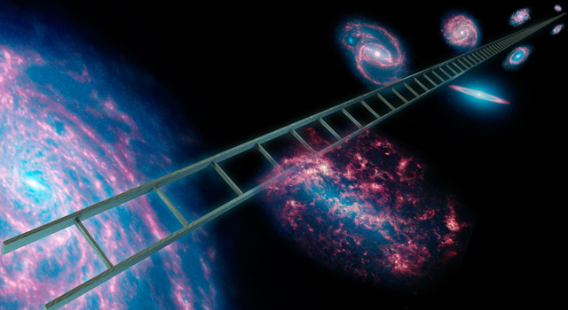 Climbing the Cosmic Distance Ladder