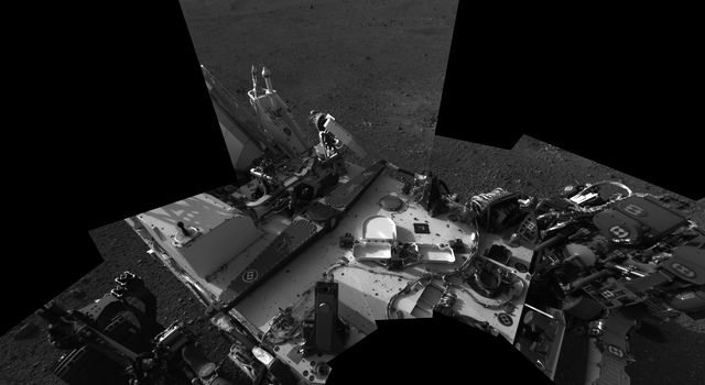 Checking out the Rover Deck in Full Resolution
