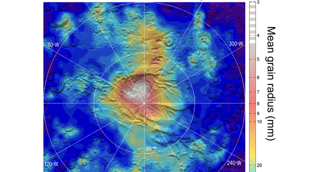 Carbon-Dioxide Snowfall on Mars