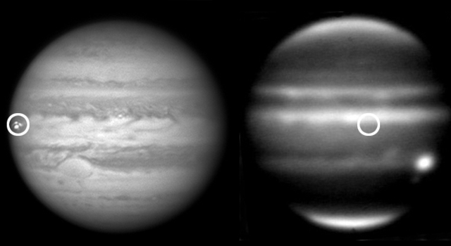 Jupiter Shakes it off