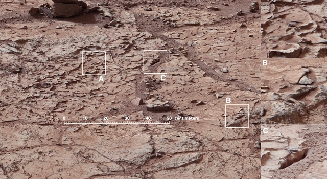 'John Klein' Site Selected for Curiosity's Drill Debut