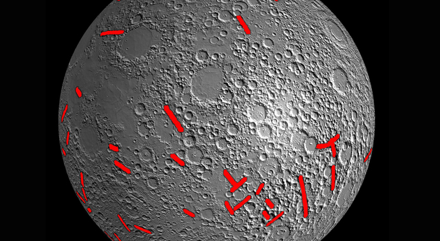 Moon Dike Map