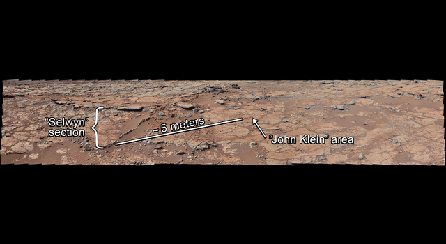 Setting the Scene for Curiosity's First Drilling