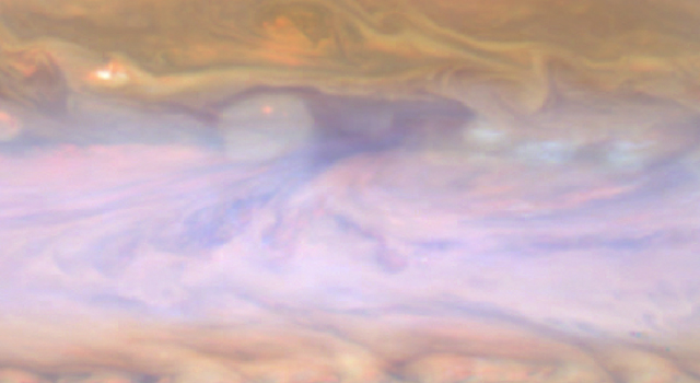 Peering Deep into Jupiter's Atmosphere