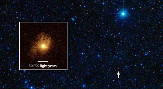 Galaxy Packs Big Star-Making Punch