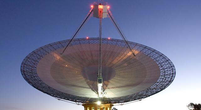 Parkes Telescope