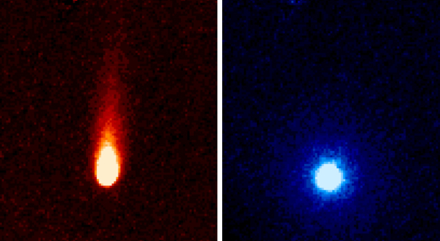 Spitzer Eyes Comet ISON