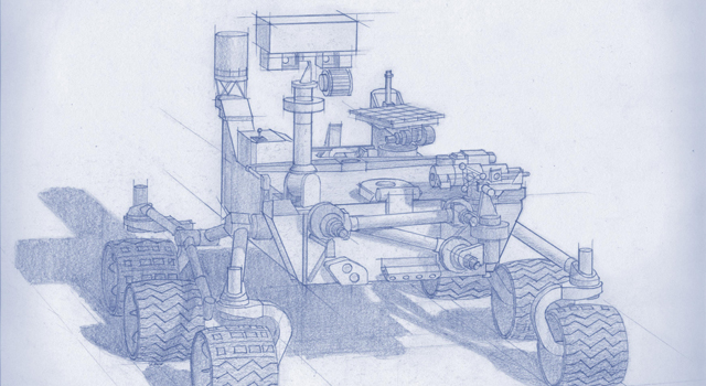 Planning for NASA's 2020 Mars rover envisions a basic structure that capitalizes on the design