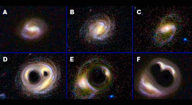Warped Galaxies Quiz