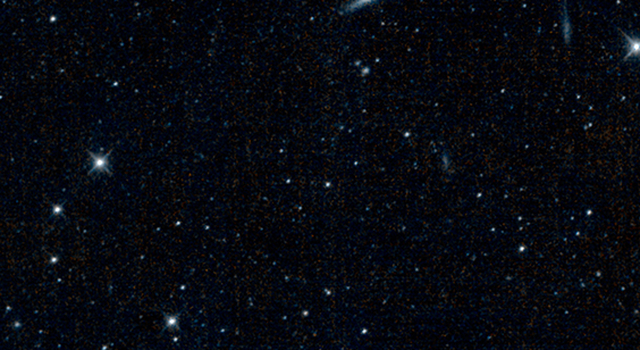 NEOWISE Opens Its Eyes