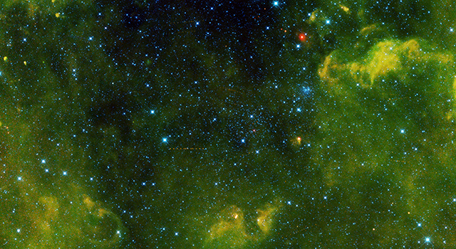 Asteroid Tracks Among the Stars