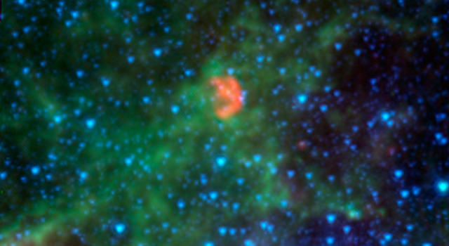 Dissecting Dust from Detonation of Dead Star