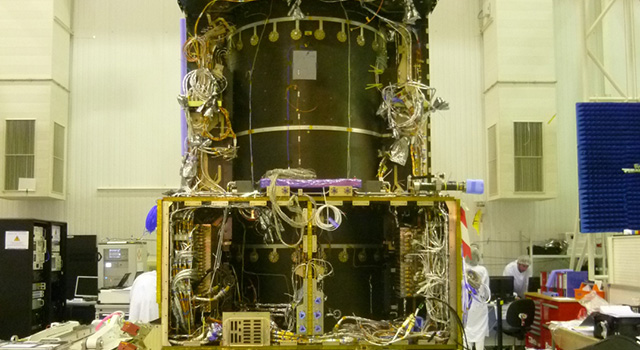 NASA Radio Installed in Europe's Next Mars Orbiter