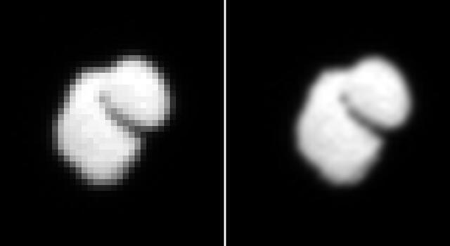 Rosetta Mission's Destination: Comet 67P/Churnyumov-Gerasimenko
