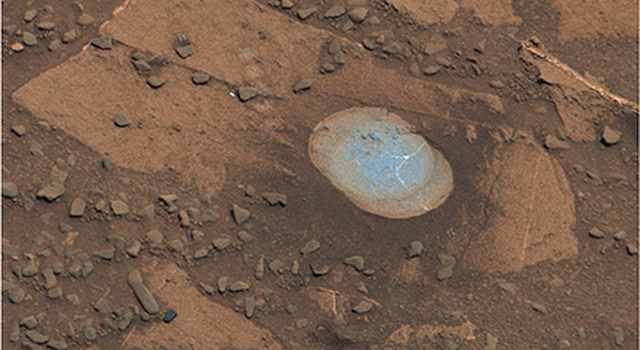 A Bonanza of Clues About Mars