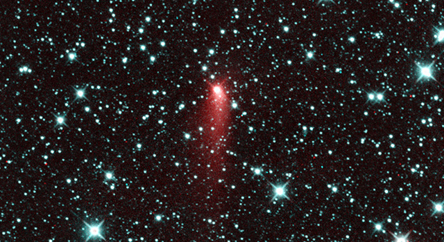 NEOWISE Spies Activity on Comet Catalina