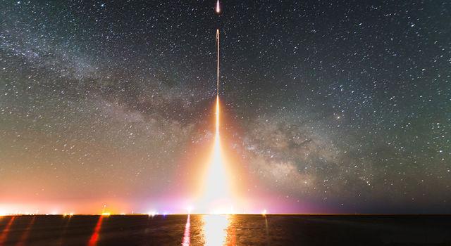 CIBER launch