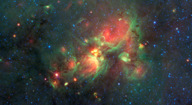 Finding 'Yellowballs' in our Milky Way