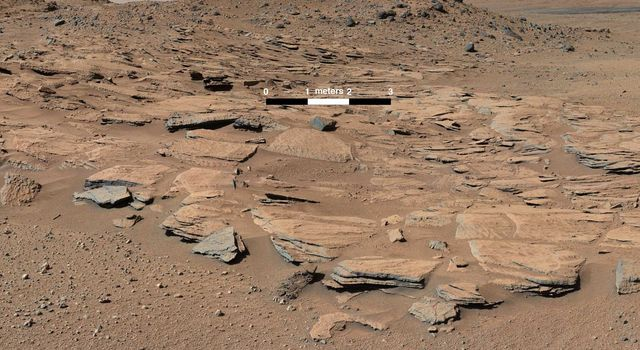 News | NASA's Curiosity Rover Finds Clues to How Water ...