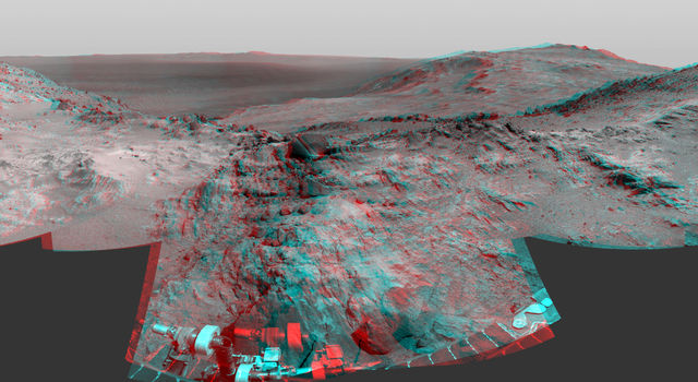 rover neared a destination called Marathon Valley