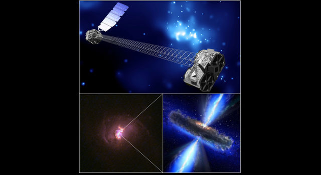 NuSTAR Seeks Hidden Black Holes