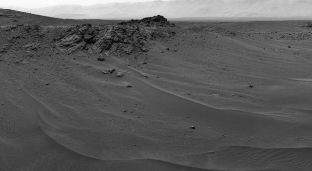 Ten Kilometers and Counting, on Mars