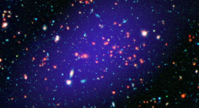 A Giant Gathering of Galaxies