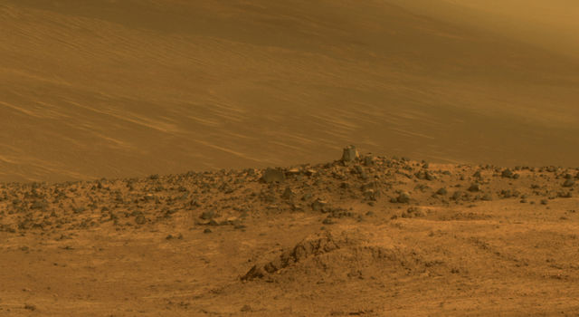 mars rover opportunity back online - photo #28