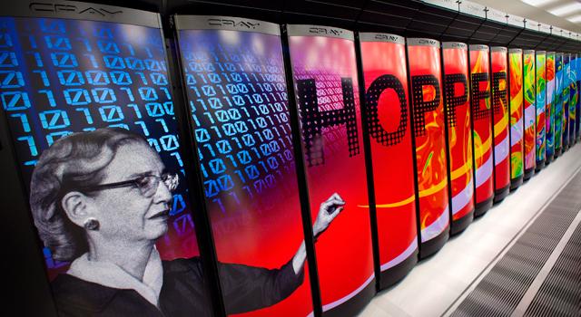 Planck's Super-Duper Computer